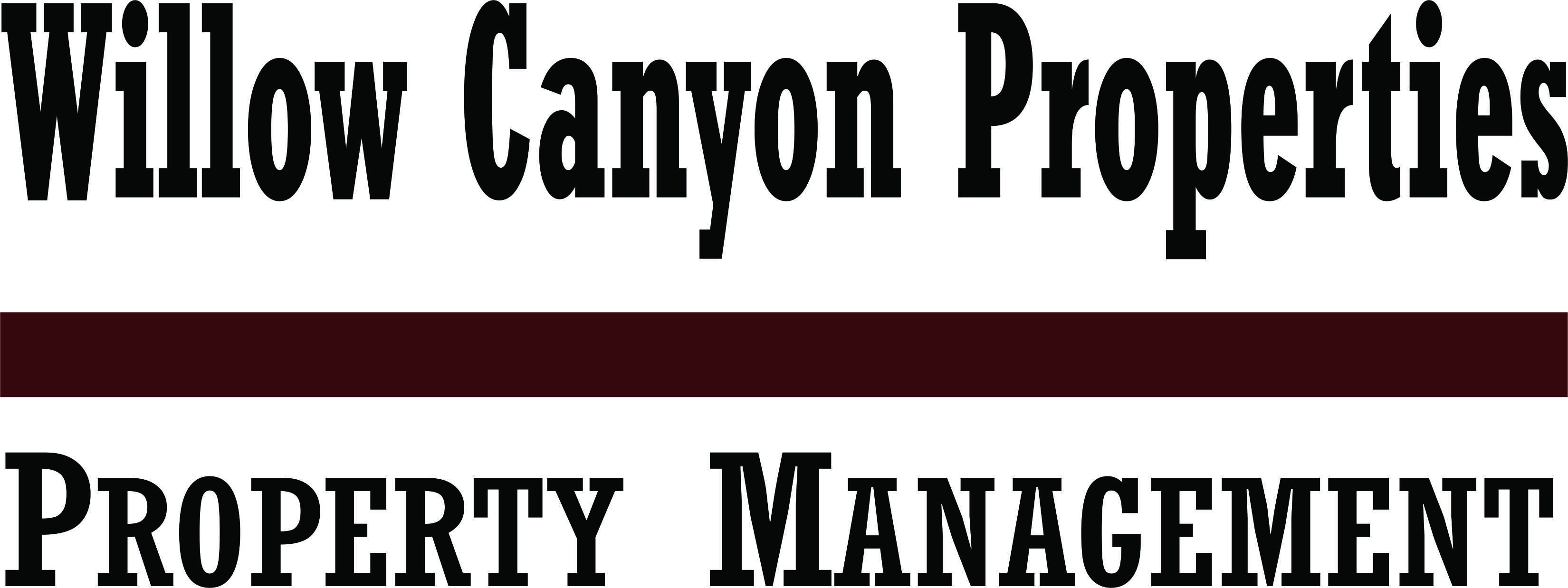 Willow Canyon Properties