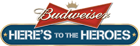 budweiser heres to the heroes